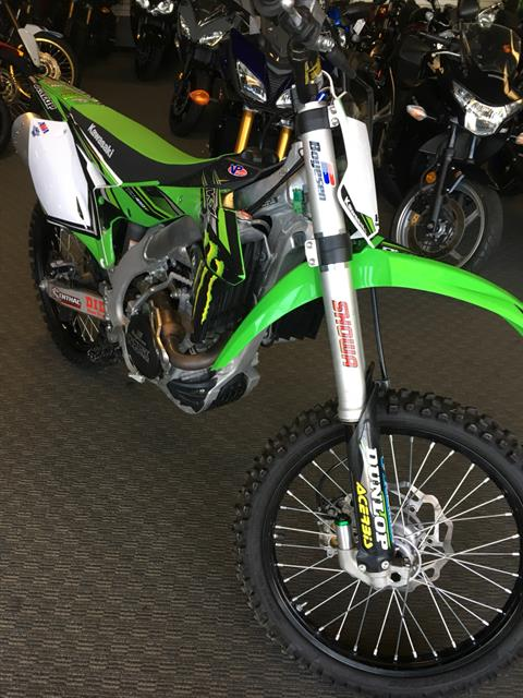 2017 Kawasaki KX450F in San Jose, California