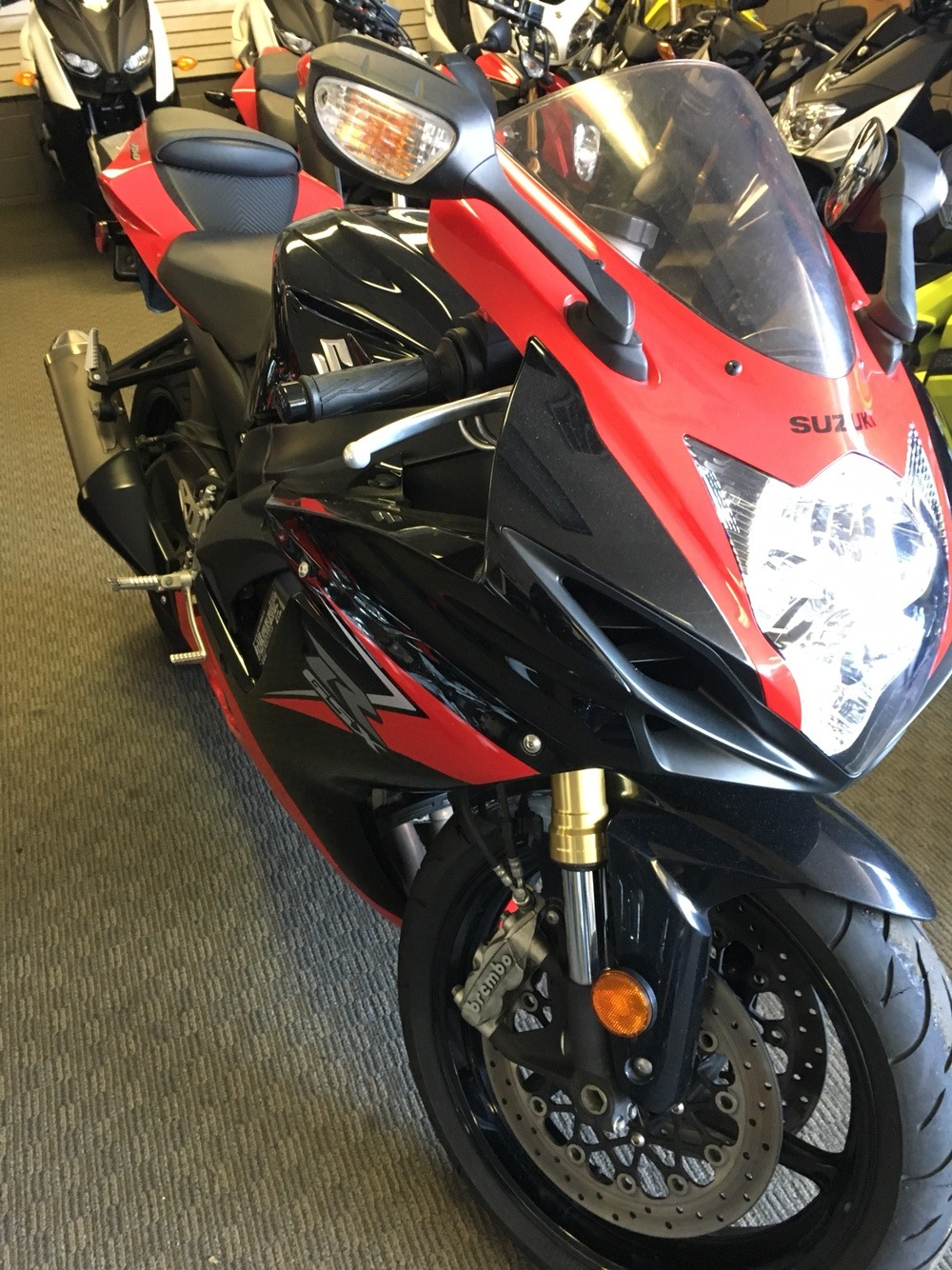 2014 Suzuki GSX-R750 for sale 3772