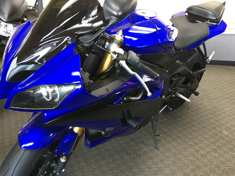2012 Yamaha YZF-R6 in San Jose, California - Photo 3