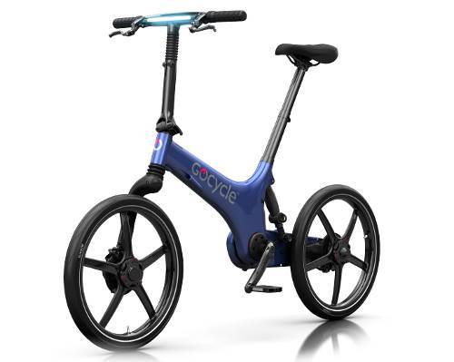 2017 Gocycle G3 in San Jose, California