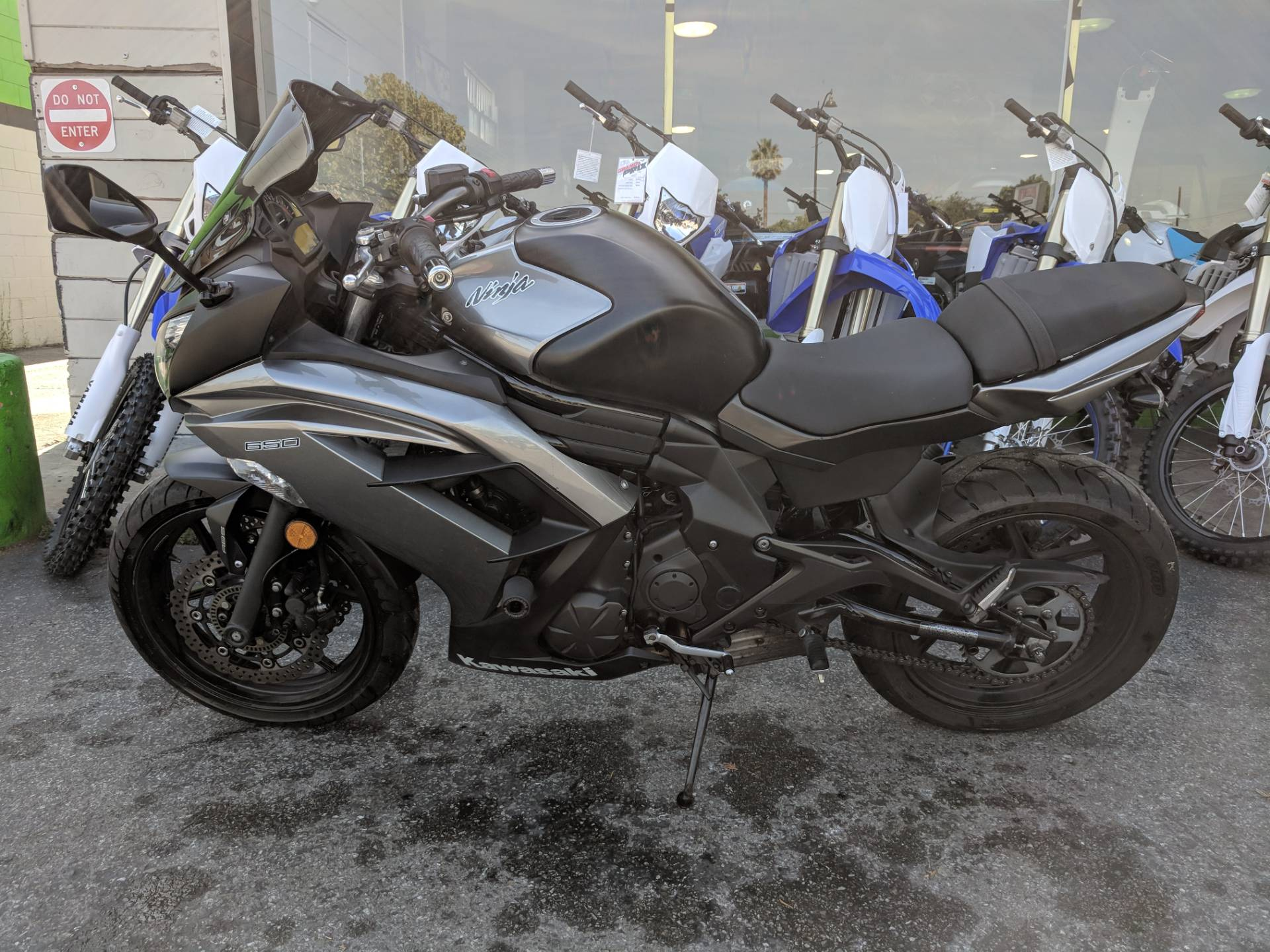2014 Kawasaki Ninja® 650 ABS in San Jose, California