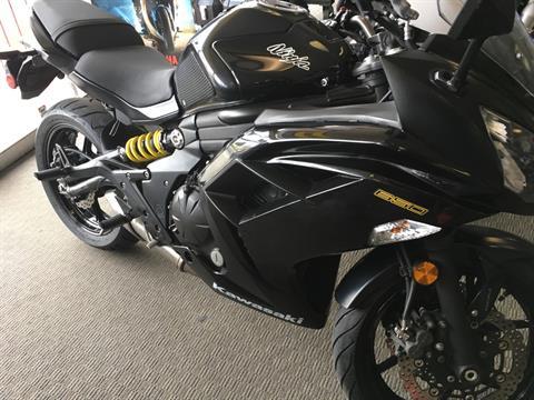 2013 Kawasaki Ninja® 650 ABS in San Jose, California