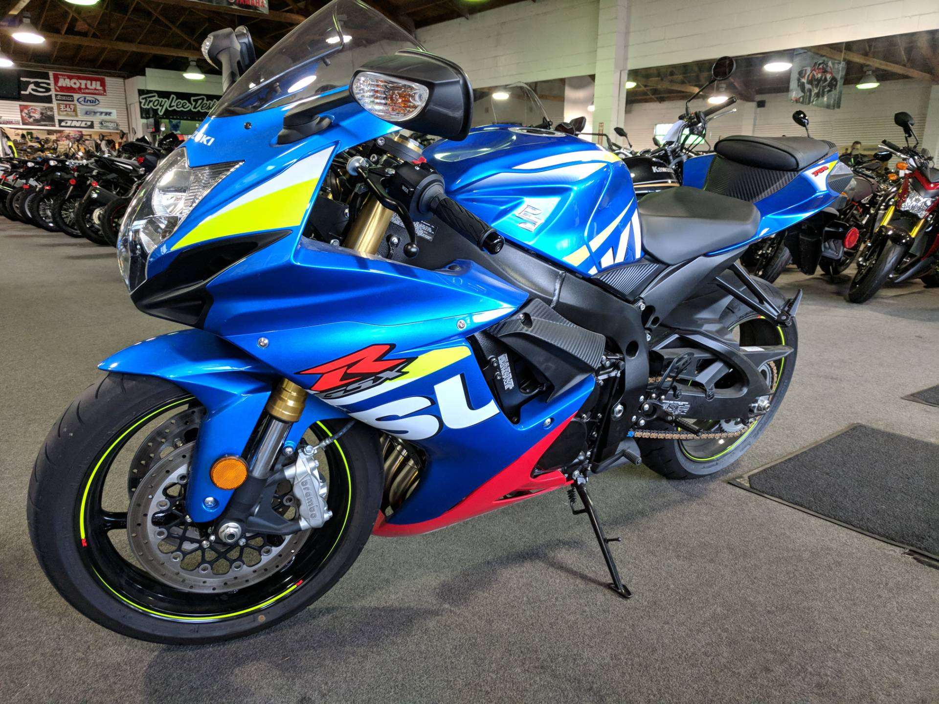 2016 Suzuki GSX-R750 in San Jose, California