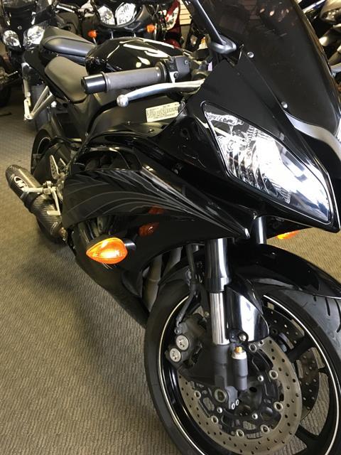 2010 Yamaha YZF-R6 in San Jose, California