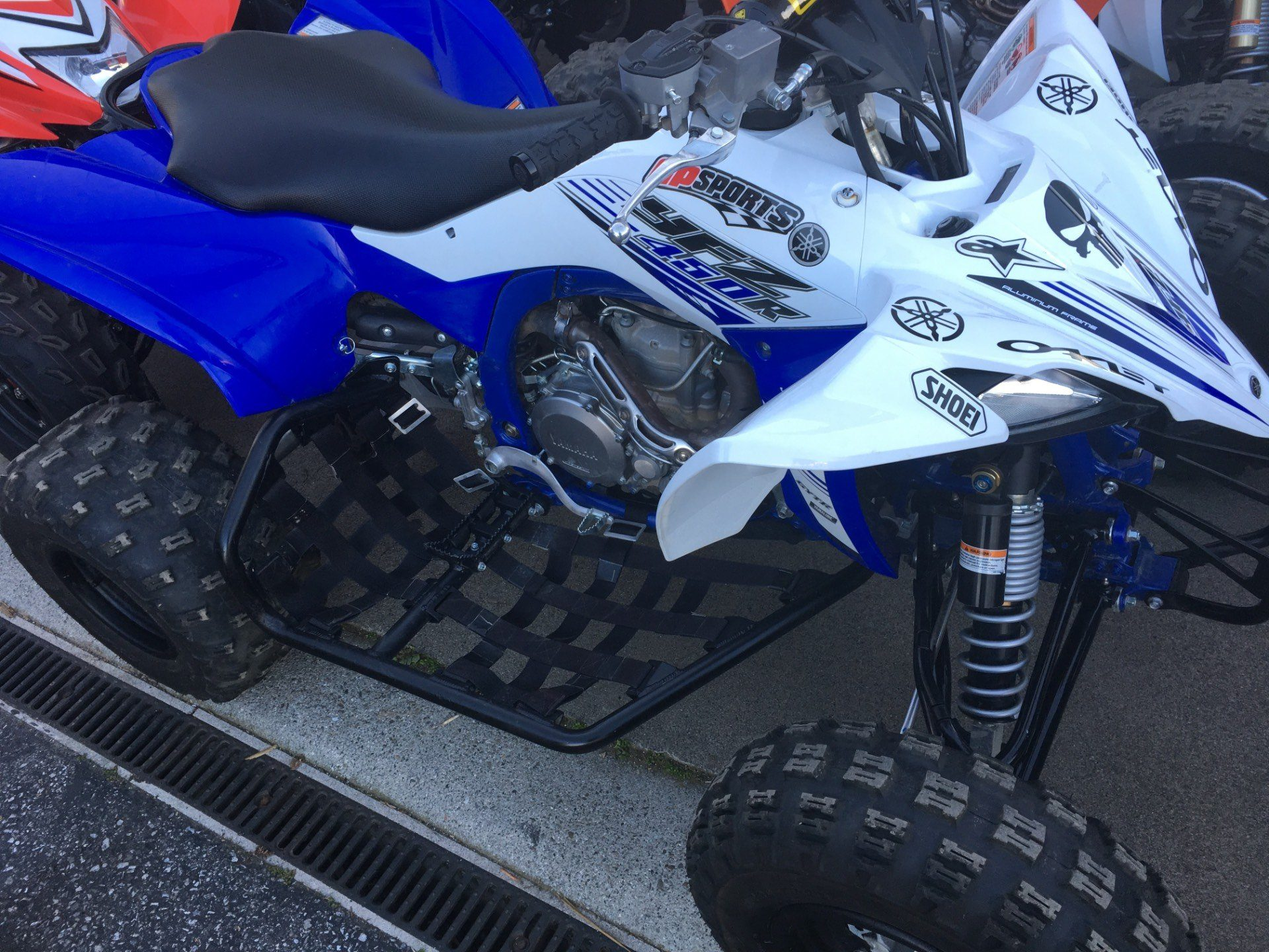 2016 Yamaha YFZ450R for sale 83628