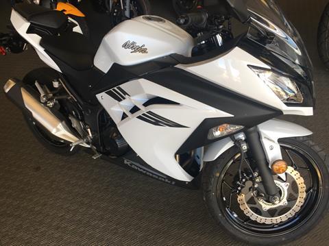 Used 2017 Kawasaki Ninja 300 Abs Motorcycles In San Jose Ca Stock