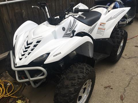 2006 Yamaha Wolverine 450 4X4 in San Jose, California