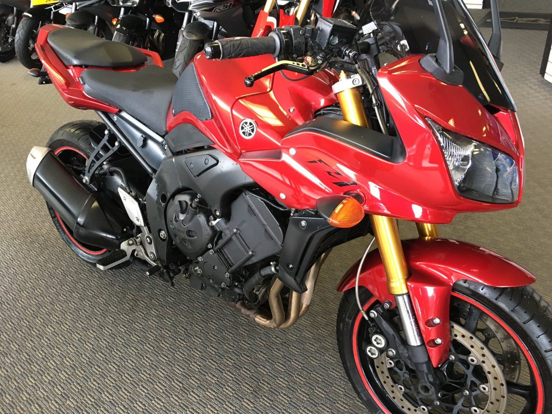 2006 Yamaha FZ1 in San Jose, California