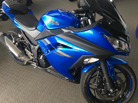 2017 Kawasaki Ninja 300 in San Jose, California