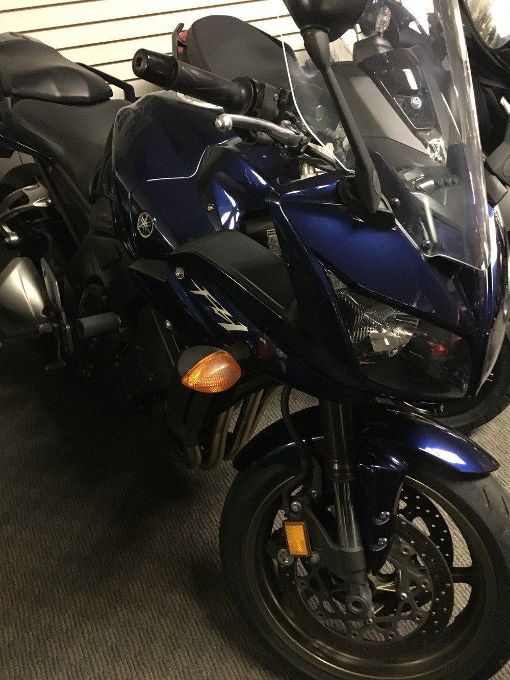 2009 Yamaha FZ1 in San Jose, California