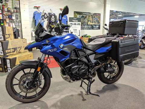 2015 BMW F 700 GS in San Jose, California - Photo 1