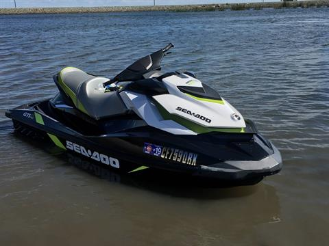 2016 Sea-Doo GTI SE 130 in San Jose, California