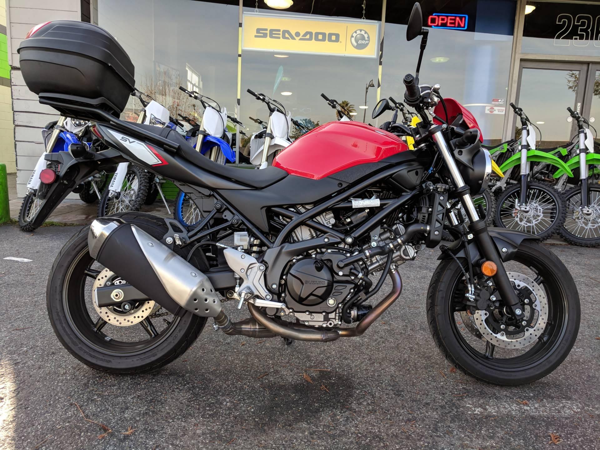 2017 Suzuki SV650 for sale 106213