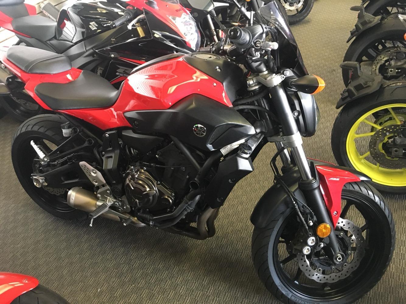 2017 Yamaha FZ-07 ABS for sale 43538