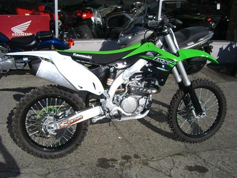 2015 Kawasaki KX™450F in Centralia, Washington
