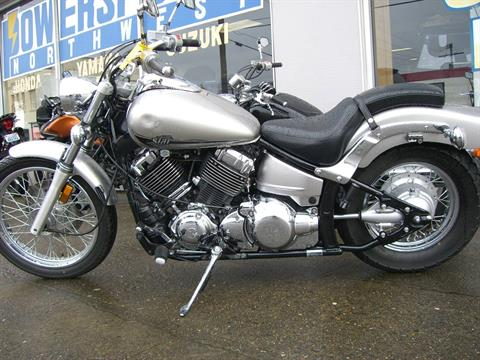 2014 Yamaha V Star 650 Custom in Centralia, Washington