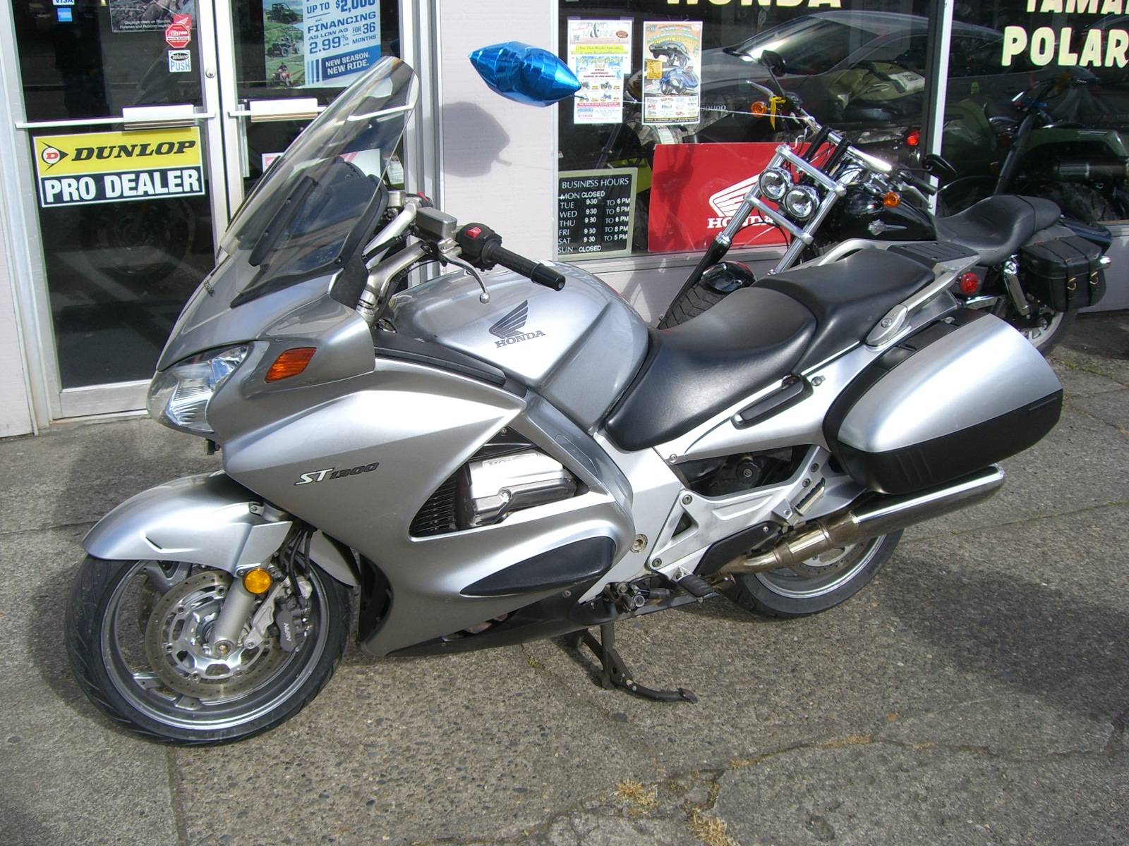 2007 Honda ST™1300 in Centralia, Washington
