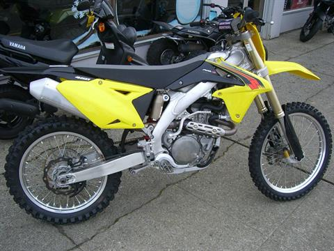 2015 Suzuki RM-Z450 in Centralia, Washington