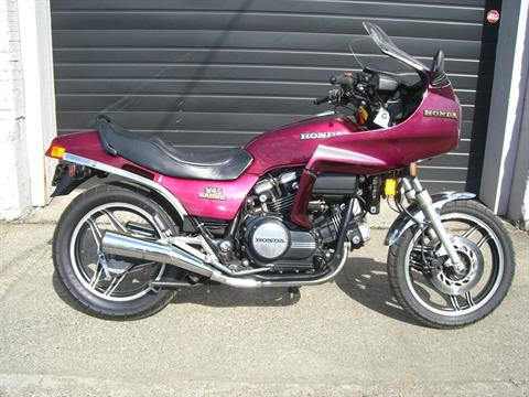 1983 Honda V45 VF750S Sabre in Centralia, Washington