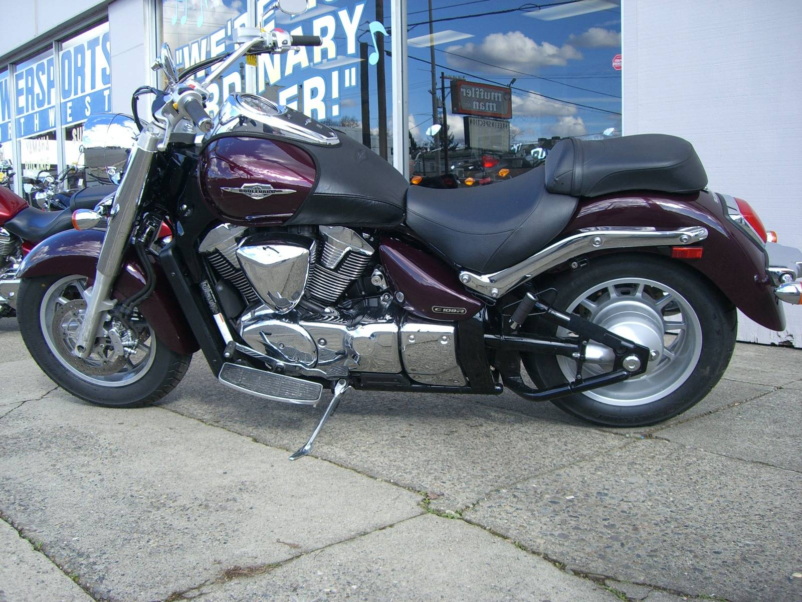 2008 Suzuki Boulevard C109R in Centralia, Washington