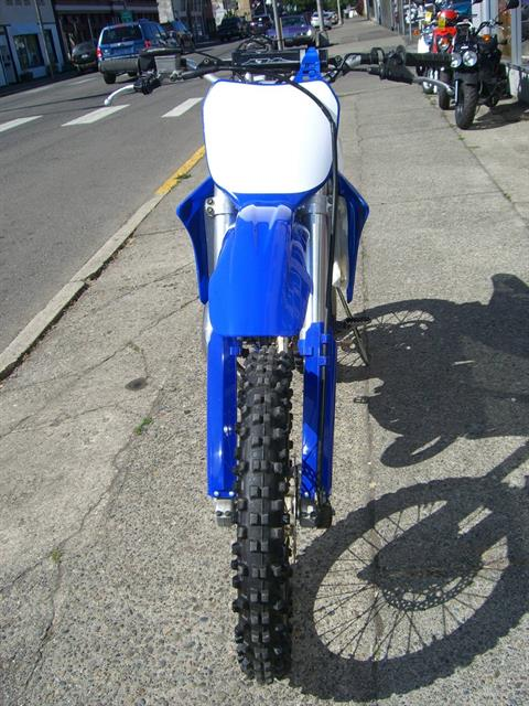 2003 Yamaha YZ125 in Centralia, Washington