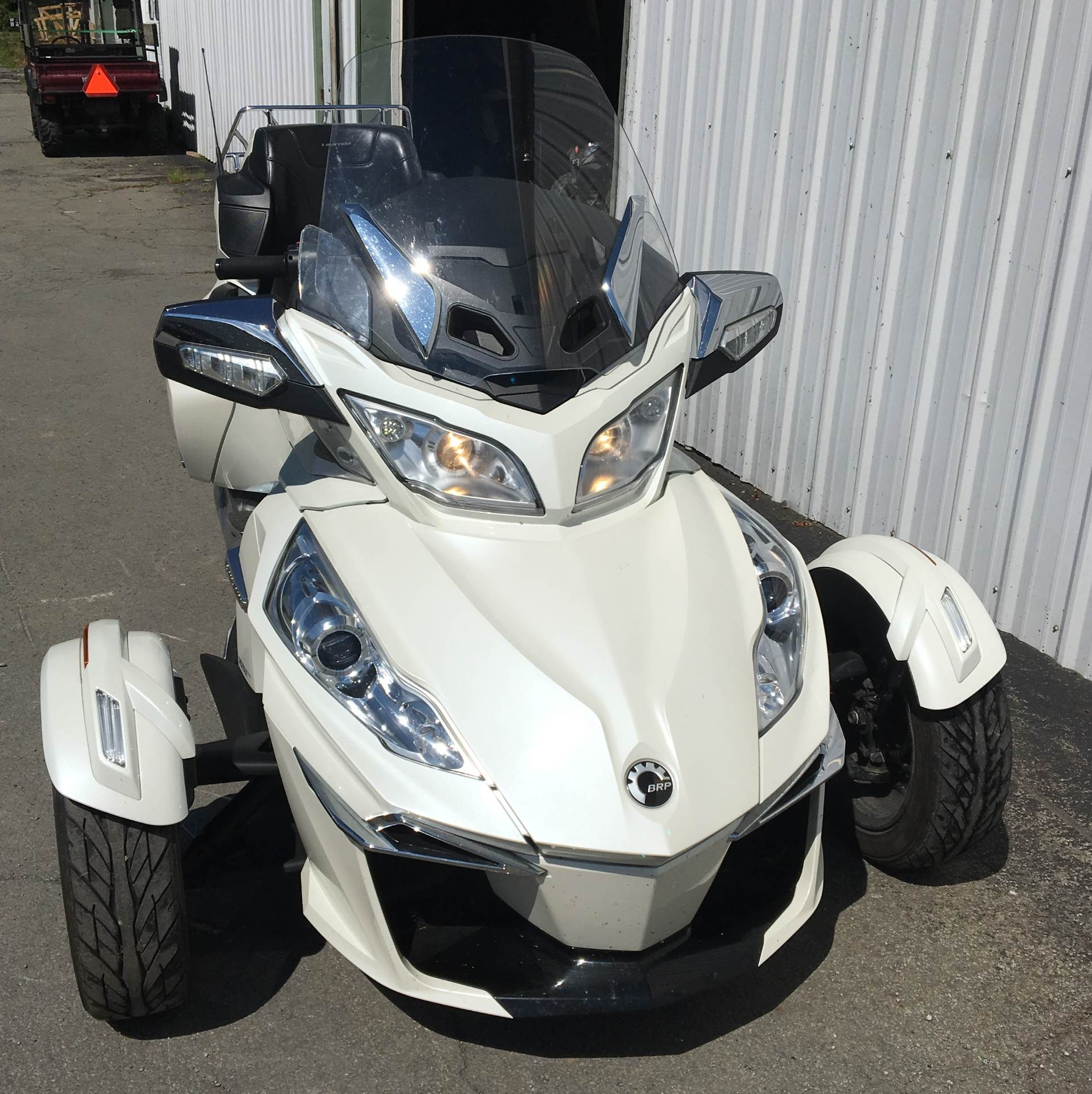 2016 Can-Am Spyder RT Limited in Walton, New York - Photo 1