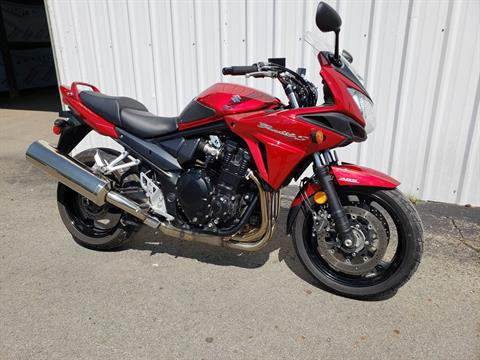 2016 Suzuki Bandit 1250S ABS in Walton, New York