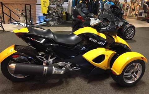 2009 Can-Am Spyder™ GS Roadster with SM5 Transmission (manual) in Walton, New York