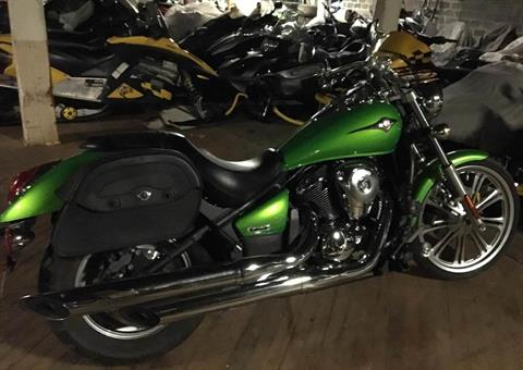 2008 Kawasaki Vulcan 900 Custom in Walton, New York