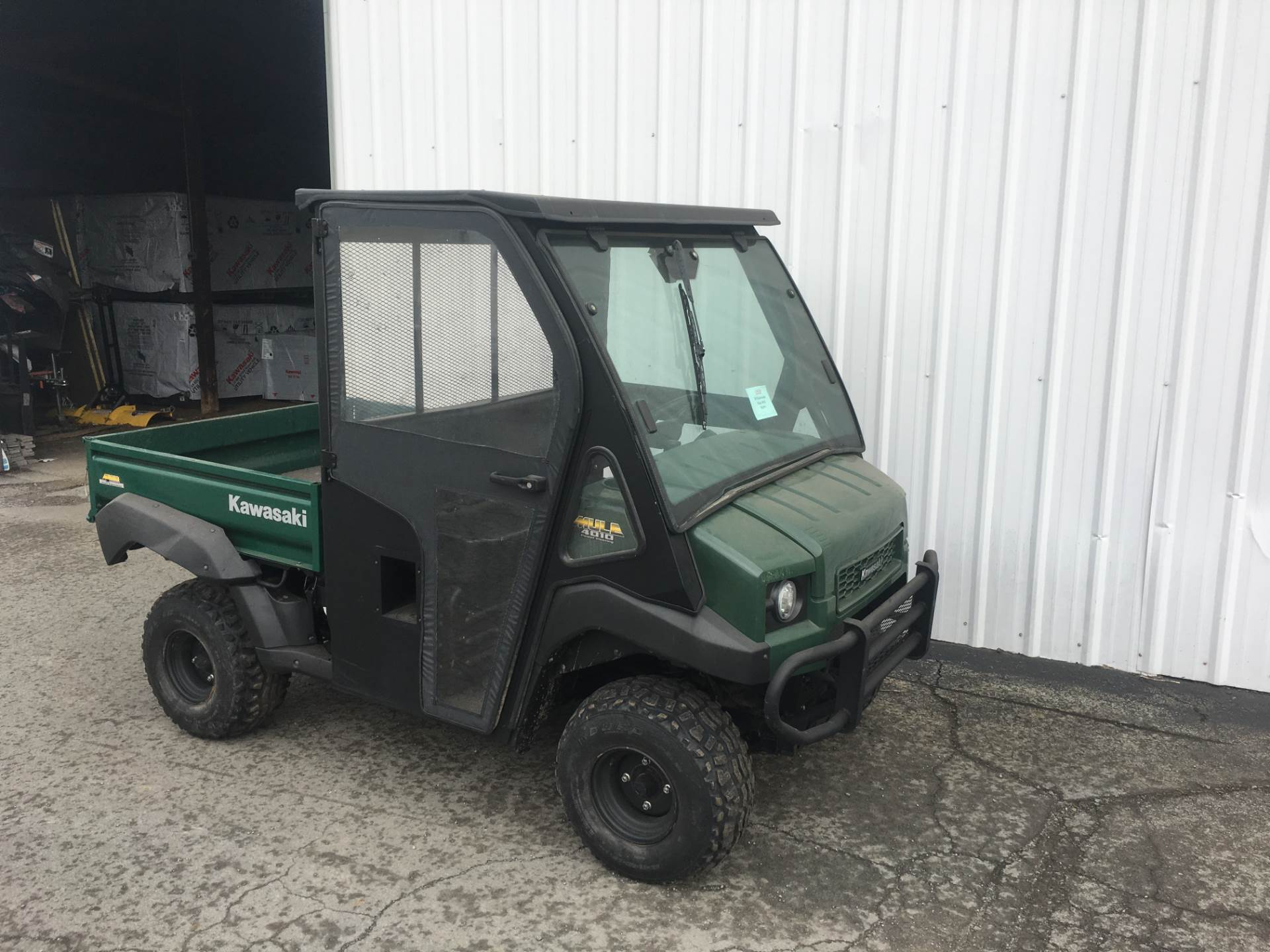 2014 Kawasaki Mule™ 4010 4x4 in Walton, New York
