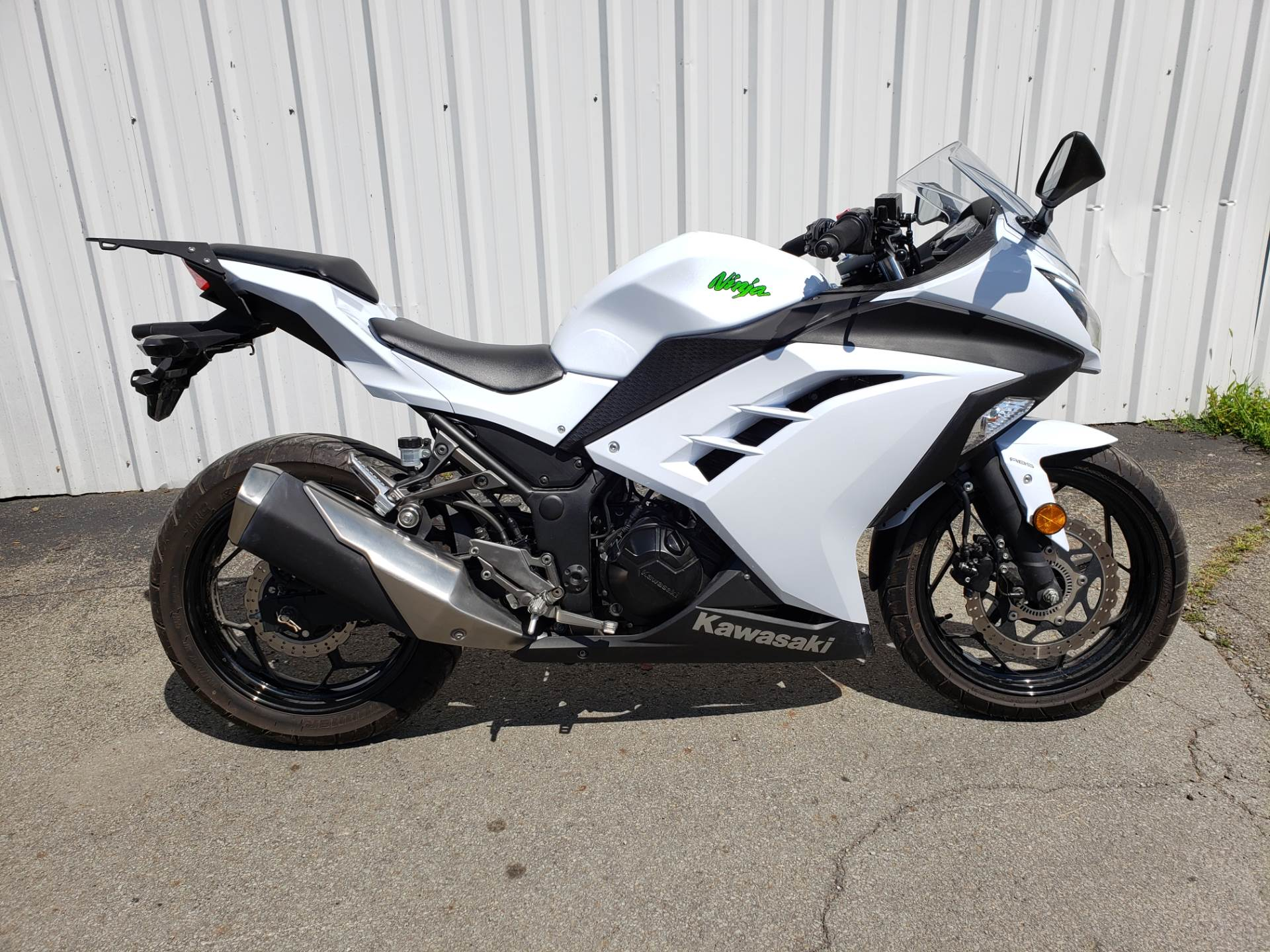 2015 Kawasaki Ninja 300 Abs In Walton New York
