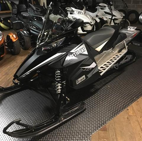"2014 Arctic Cat XF 8000 LXR 137"" ES in Walton, New York"