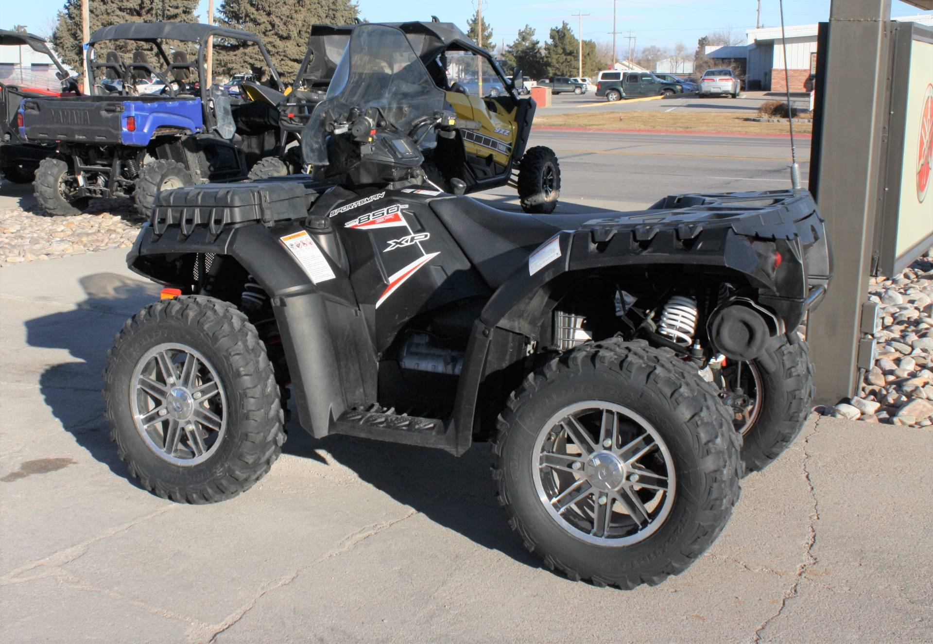 2013 Polaris Sportsman XP® 850 H.O. EPS LE in Scottsbluff, Nebraska - Photo 2