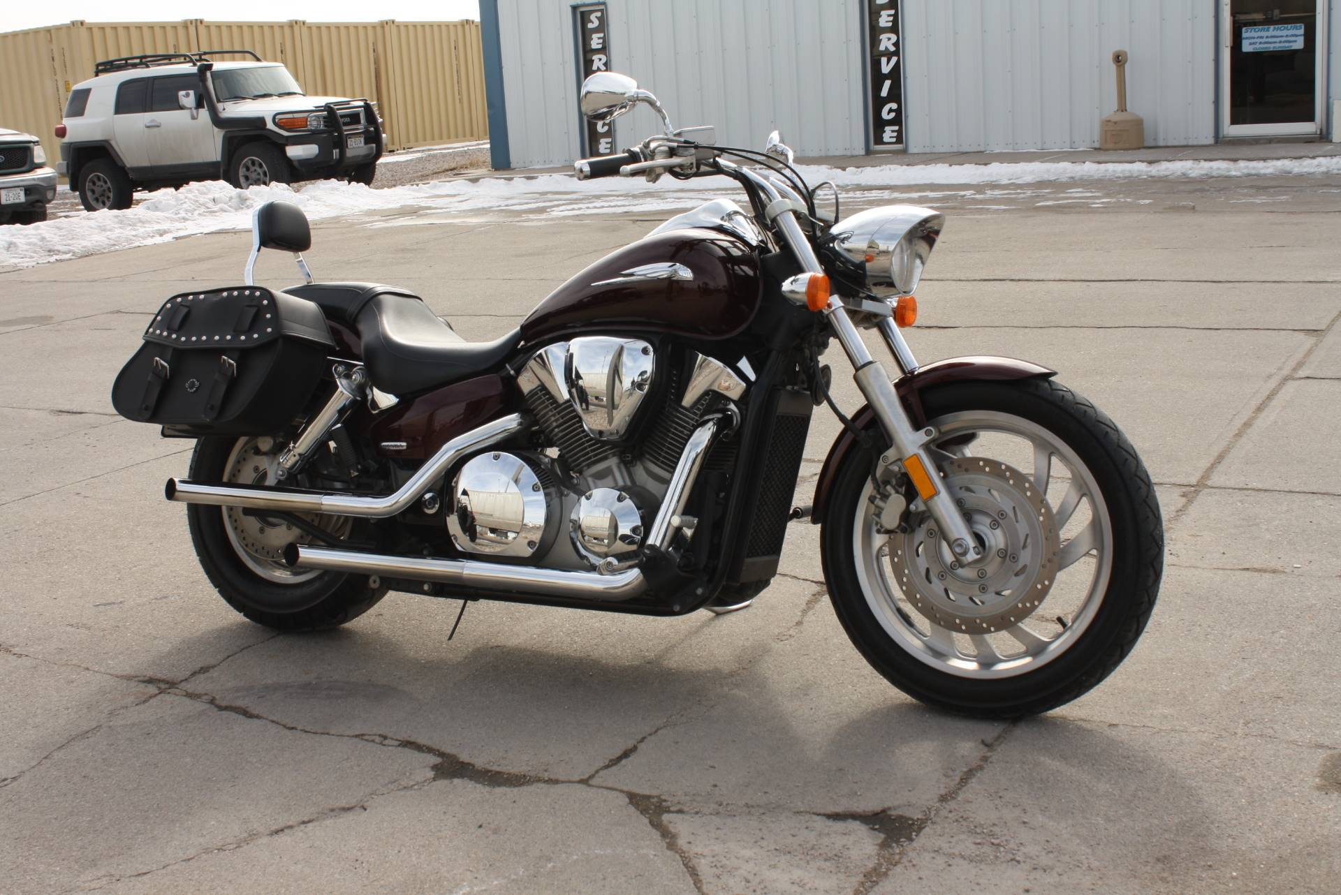 2007 Honda VTX™1300C in Scottsbluff, Nebraska - Photo 2