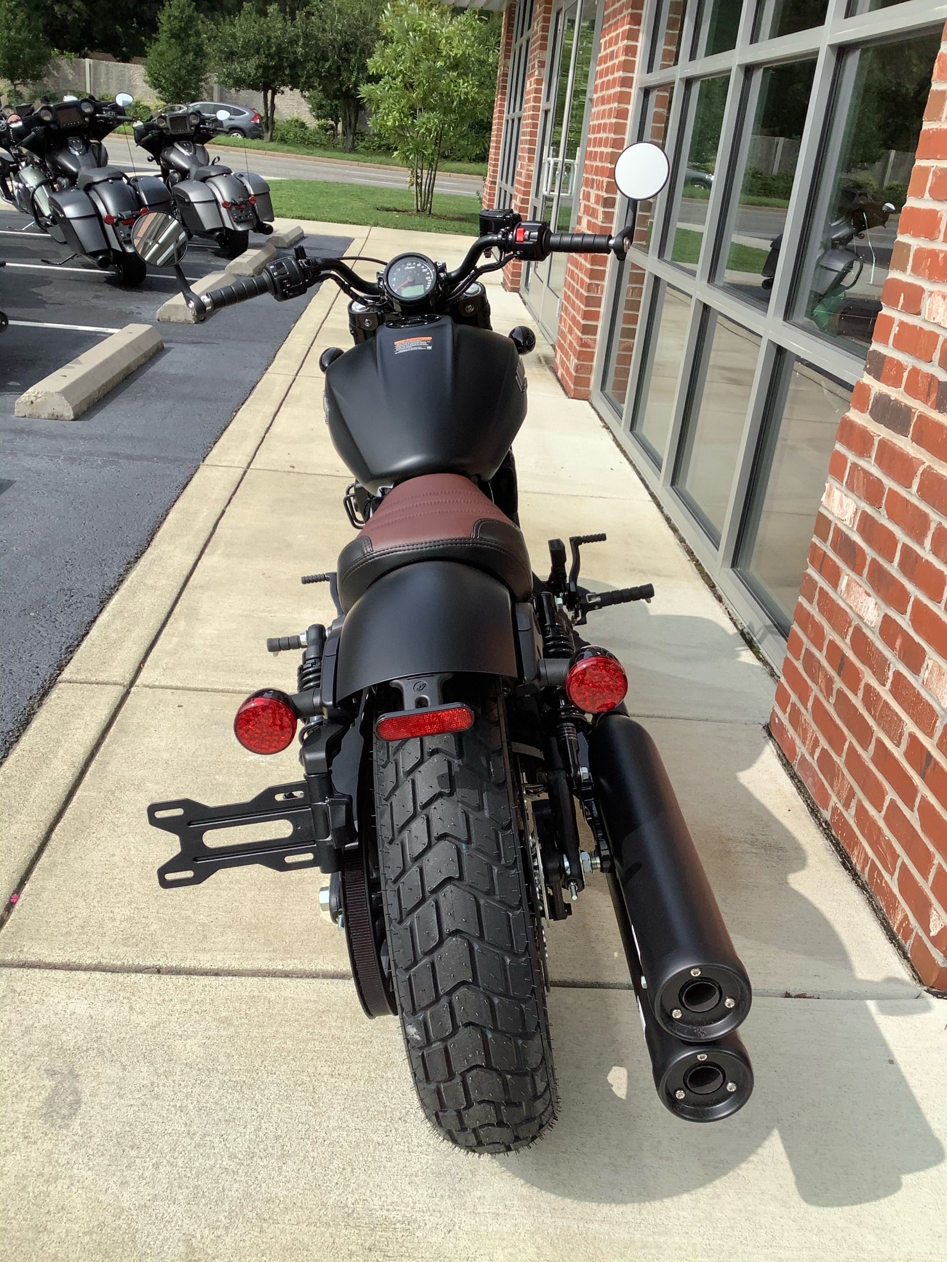 2021 Indian Scout® Bobber ABS in Newport News, Virginia - Photo 4