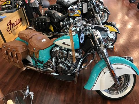 2019 Indian Chief® Vintage Icon Series in Newport News, Virginia