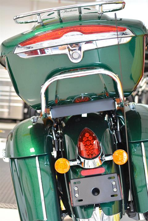 2017 Indian Roadmaster® Icon Series in Newport News, Virginia