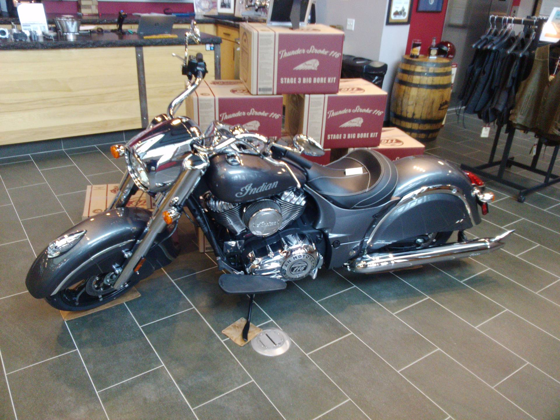 2018 Indian Chief® ABS in Newport News, Virginia - Photo 1