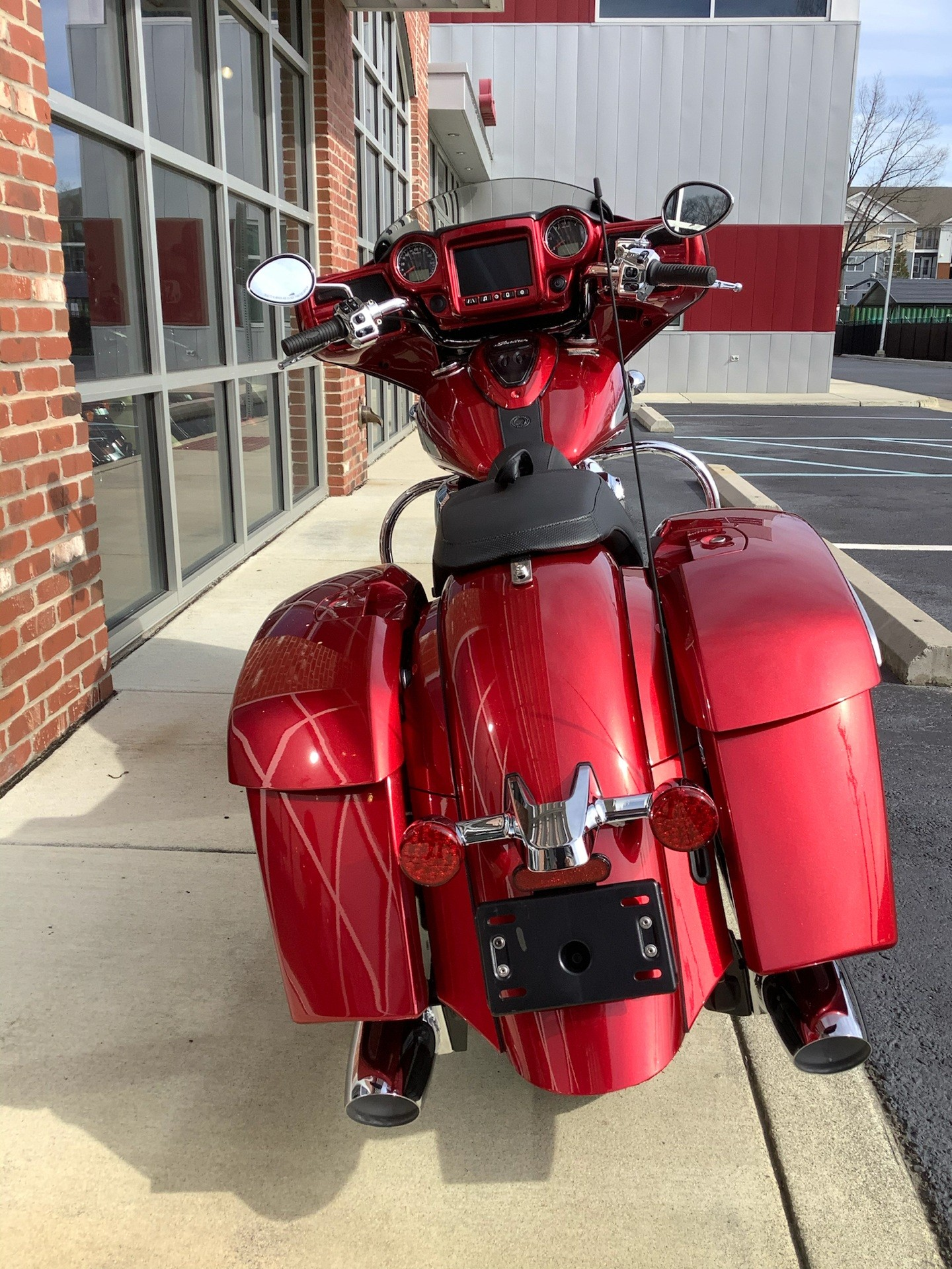 2019 Indian Chieftain® Limited ABS in Newport News, Virginia - Photo 6