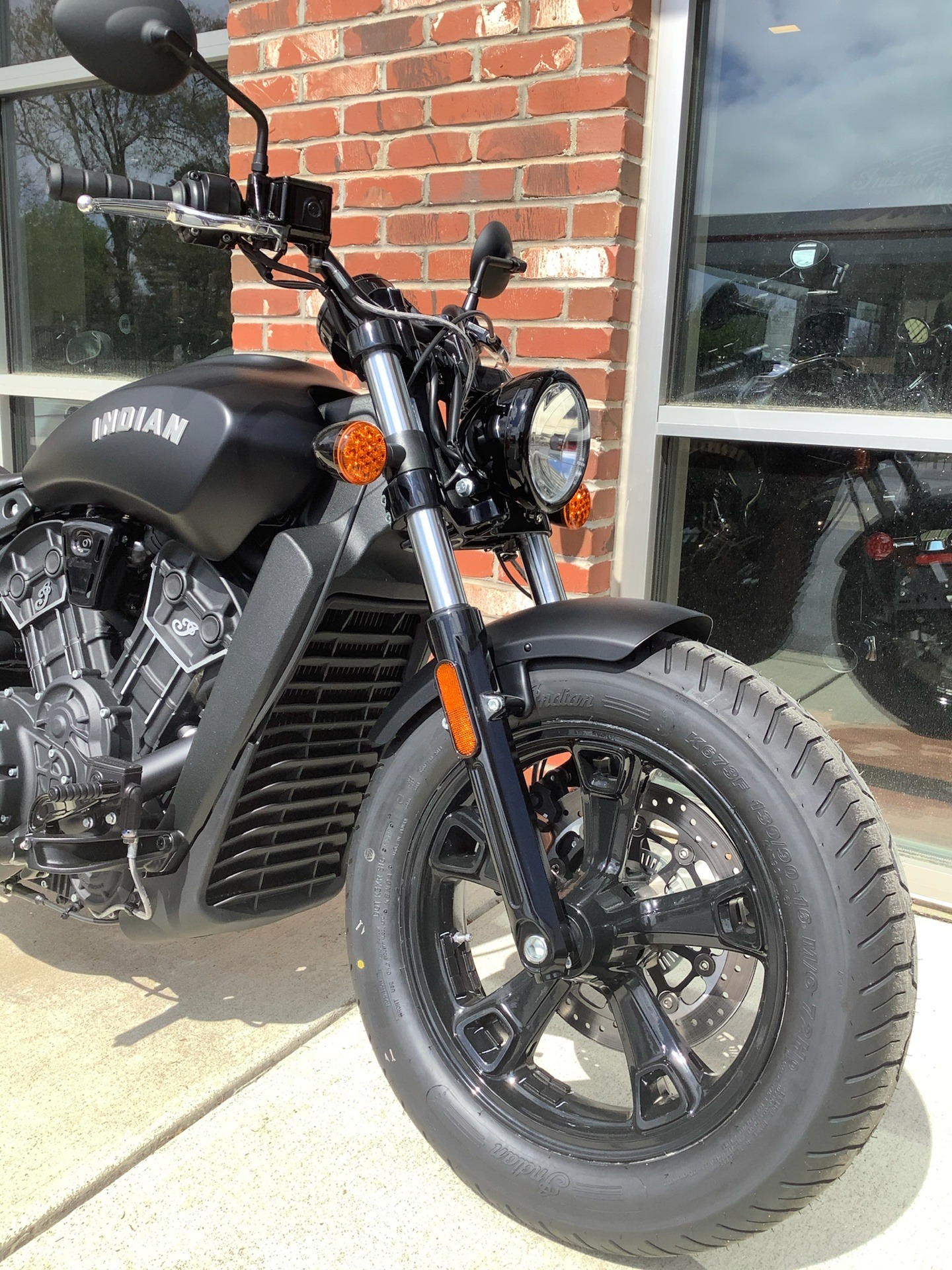 2020 Indian Scout® Bobber Sixty ABS in Newport News, Virginia - Photo 2
