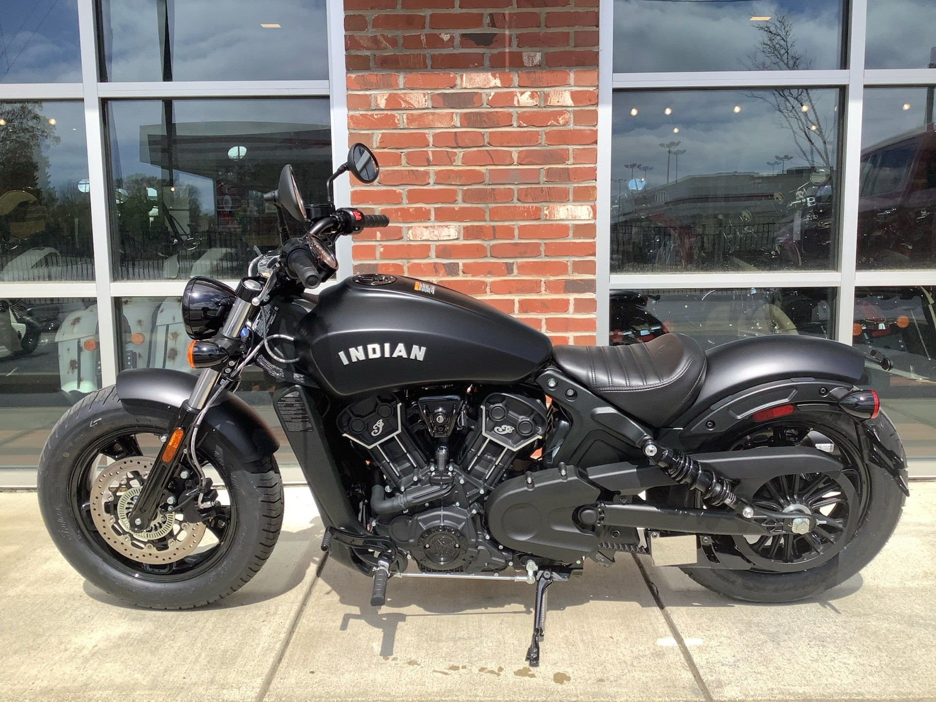 2020 Indian Scout® Bobber Sixty ABS in Newport News, Virginia - Photo 6