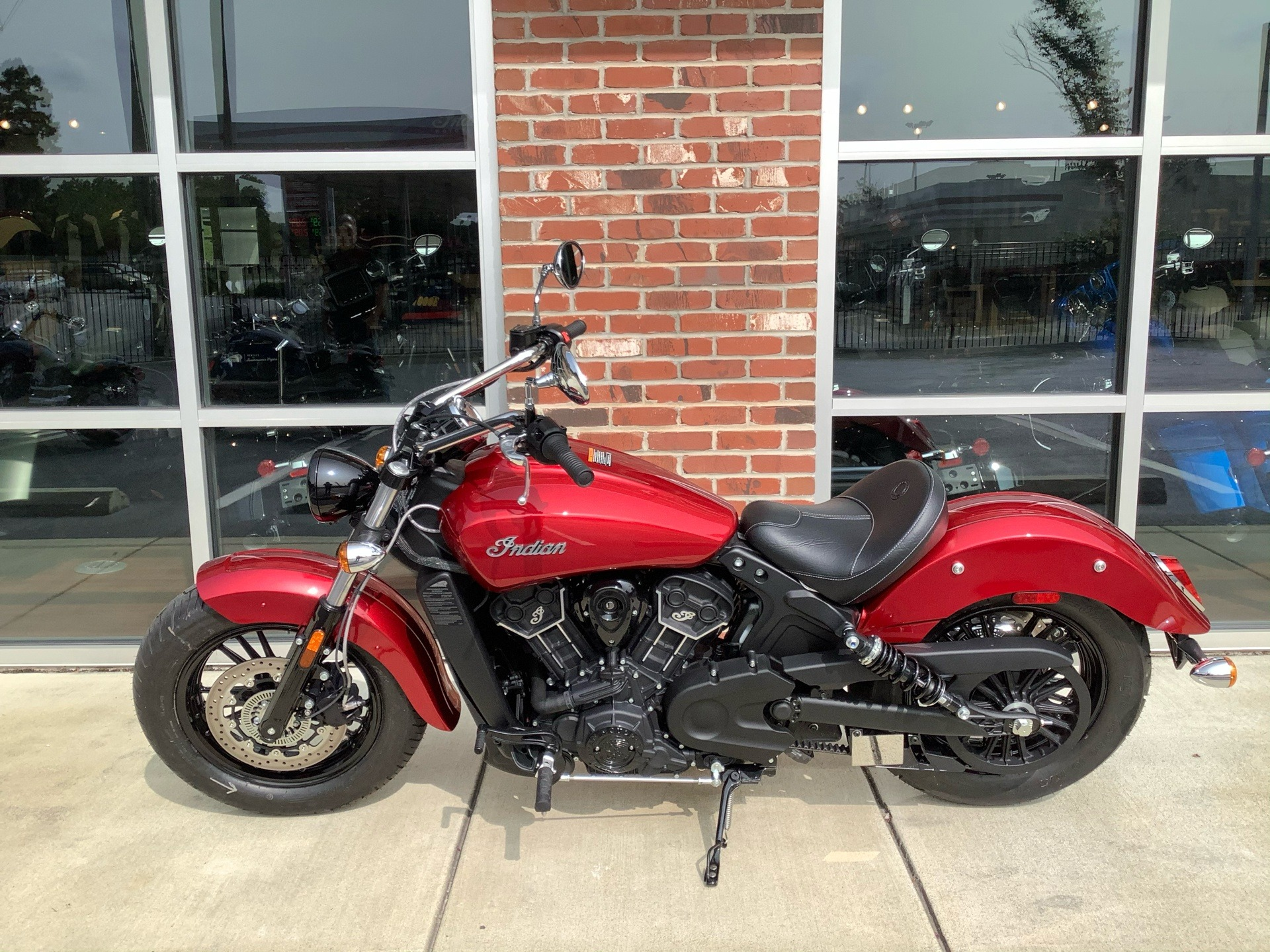 2021 Indian Scout® Sixty ABS in Newport News, Virginia - Photo 2
