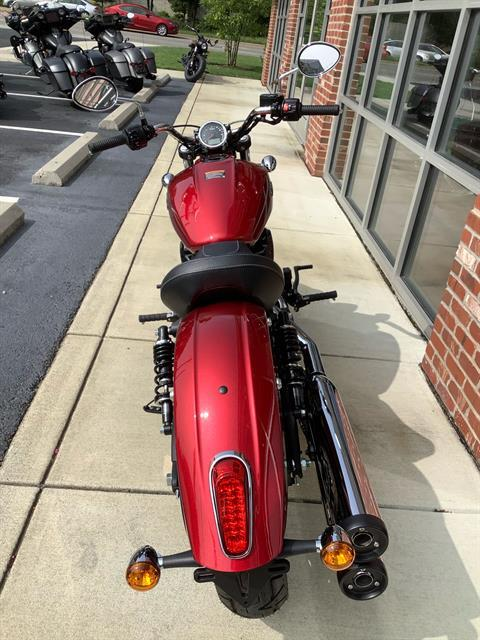 2021 Indian Scout® Sixty ABS in Newport News, Virginia - Photo 4
