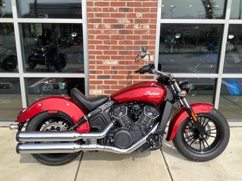 2021 Indian Scout® Sixty ABS in Newport News, Virginia - Photo 1