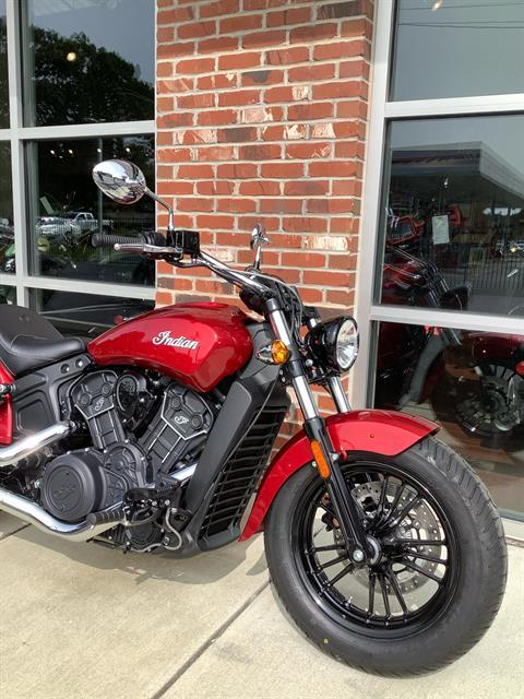 2021 Indian Scout® Sixty ABS in Newport News, Virginia - Photo 3
