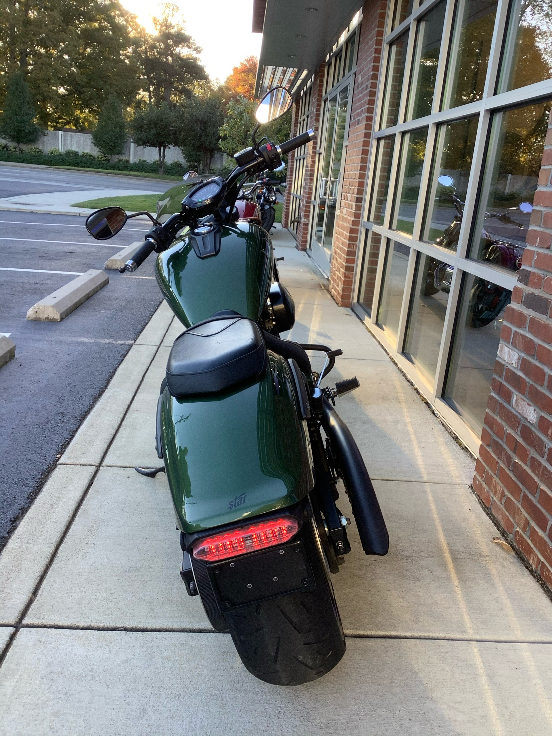 2015 Yamaha Stryker Bullet Cowl in Newport News, Virginia - Photo 5