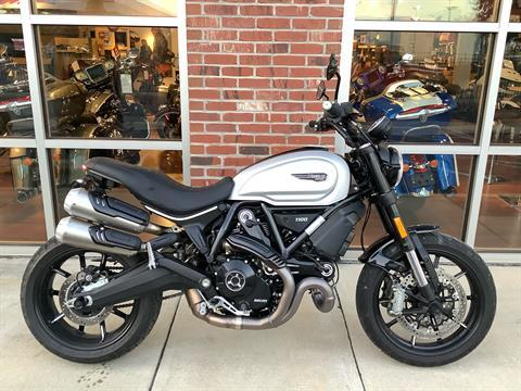2021 Ducati Scrambler 1100 PRO in Newport News, Virginia - Photo 1