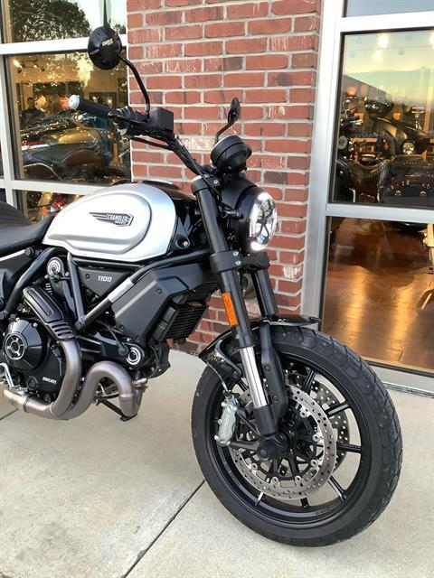 2021 Ducati Scrambler 1100 PRO in Newport News, Virginia - Photo 3