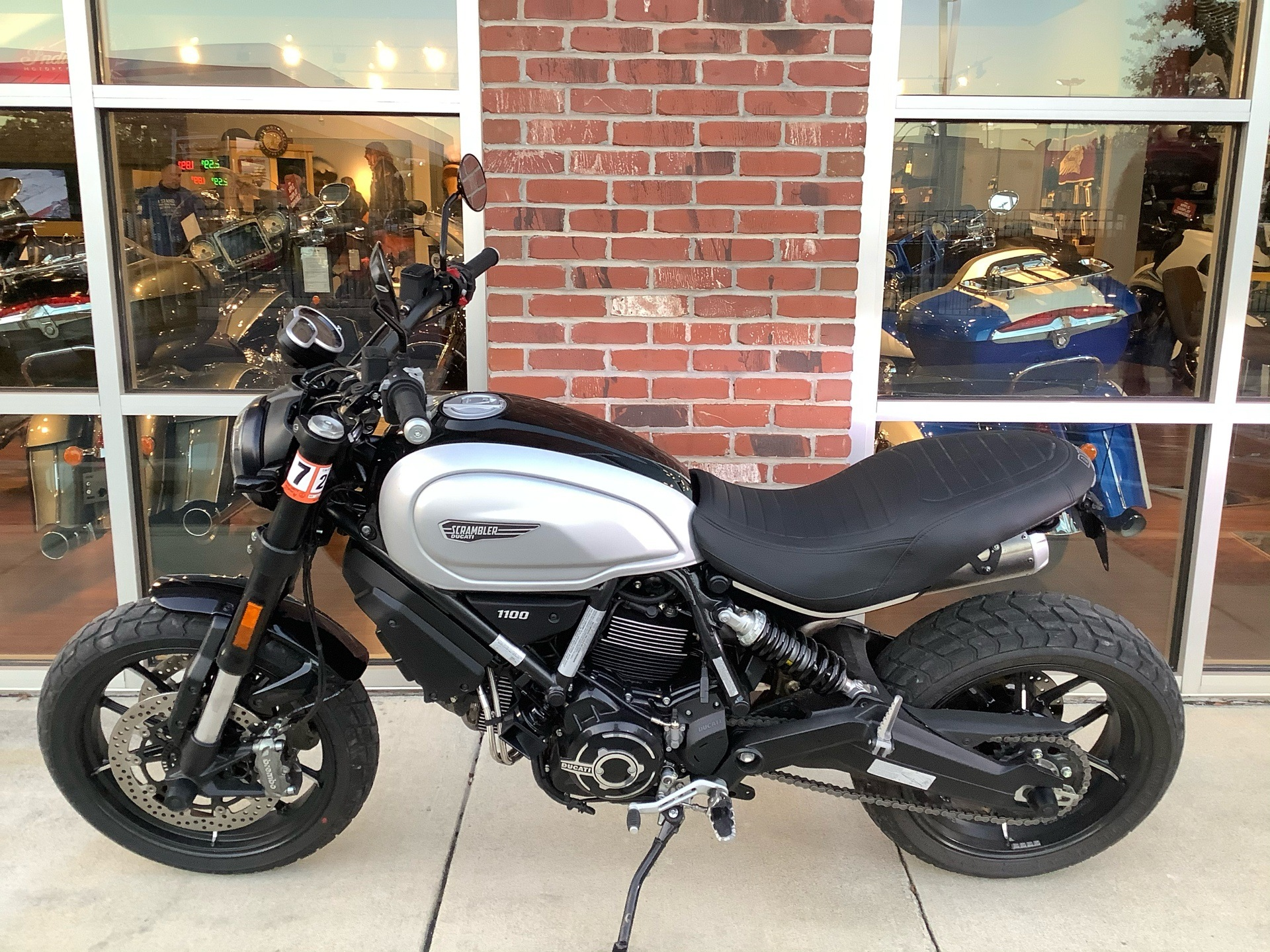 2021 Ducati Scrambler 1100 PRO in Newport News, Virginia - Photo 2