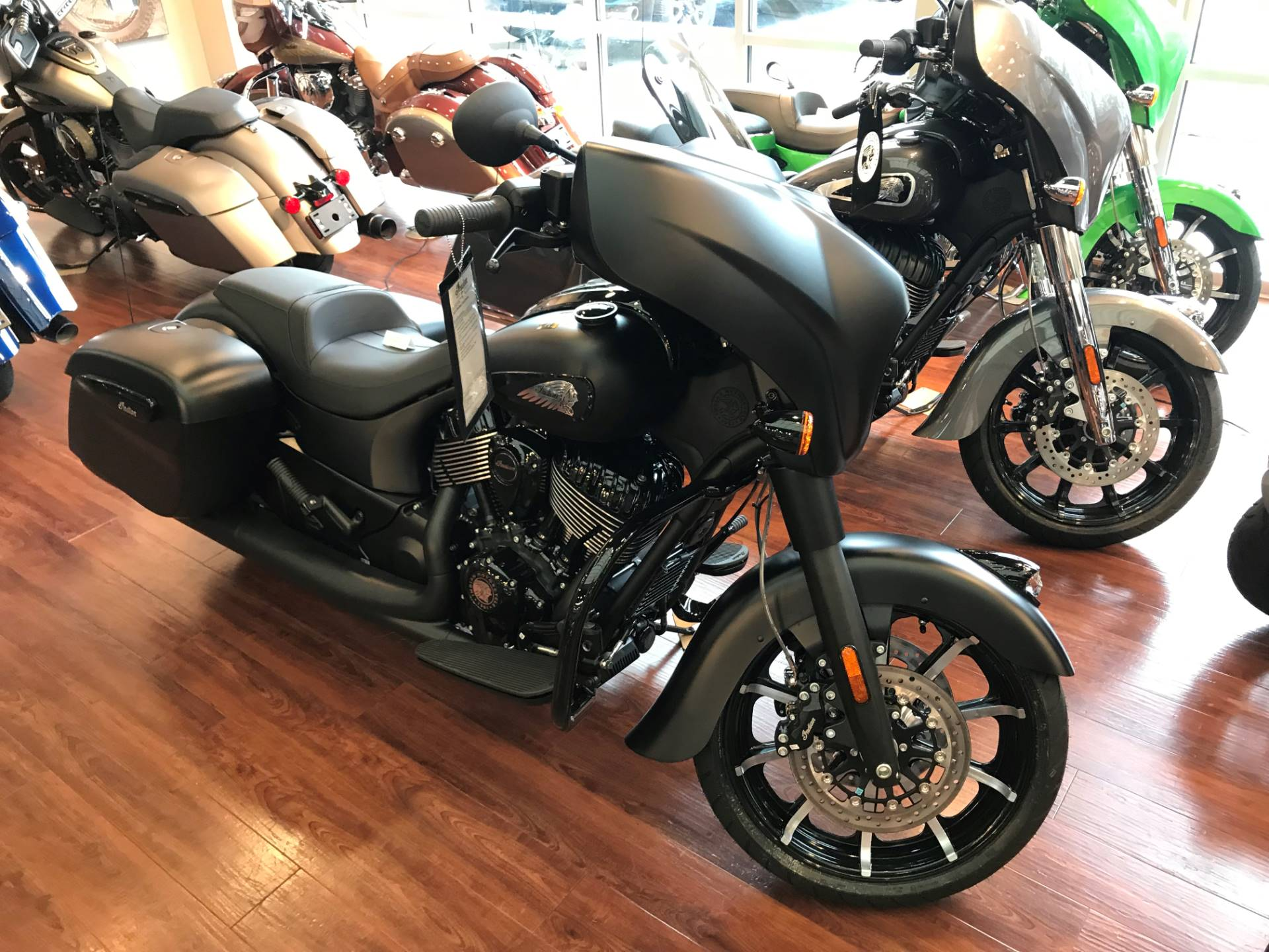 2019 Indian Chieftain® Dark Horse® ABS in Newport News, Virginia - Photo 1